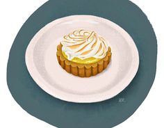 "Check out new work on my @Behance portfolio: ""Digital Painting: Tart"" http://be.net/gallery/33212035/Digital-Painting-Tart"