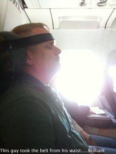 Airplane Belt Genius