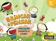 BRINCAR E PENSAR Educação Infantil 4 - 5 anos SEF/Rio de Janeiro