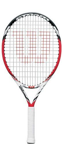 4002650f5e Wilson Steam 23 BLX Tennis Racquet by Wilson.  79.00. Wilson Steam 23 BLX  Tennis