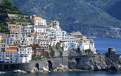 Amalfi Coast Tour with private chauffeur