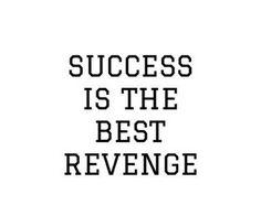 Succes, revenge