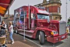 Custom Rig - 18wheelers, trucks, big rigs