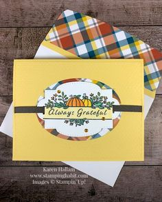 My Happiest Season Stampin Pretty, Stampin Up, Halloween Cards, Fall Halloween, Fall Cards, Holiday Cards, Christmas Cards, Stamping Up Cards, Thanksgiving Cards