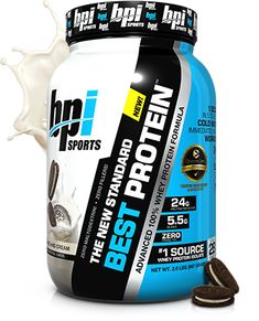 BPI Best Protein is my daily dose. Not gonna lie, I'm a cheap-o so I only take it post workout instead of 7 days a week. The 3 days a week I don't formally workout I try to eat my proteins the best I can.