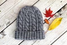 Ravelry: Jason's Cashmere Hat pattern by Melissa Thomson