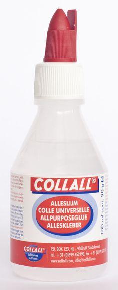 Alleslijm 100 ml. / All purpose glue