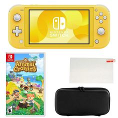 Nintendo Lite, Super Nintendo, Switch Nintendo, Ever After High Games, Instax Mini Camera, Nintendo Switch Accessories, Cute Hamsters, Cute Games, Animal Crossing Game