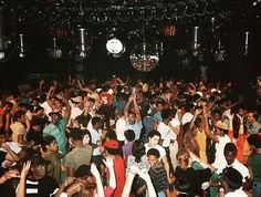Paradise Garage, New York 1977-1987 #paradisegarage #newyork #oldskool #disco #soul #funk #housemusic