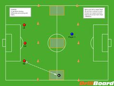 back field progression drill