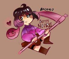 Betty Glitchtale