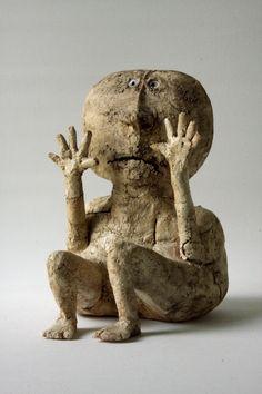 Human Sculpture, Paper Mache Sculpture, Abstract Sculpture, Sculpture Art, Alice In Wonderland Illustrations, Rope Art, Ceramic Techniques, Contemporary Sculpture, New Shape