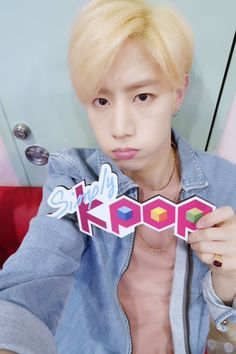Mark MCing Simply Kpop 160506