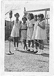 Mexican girls, San Antonio, Tex..