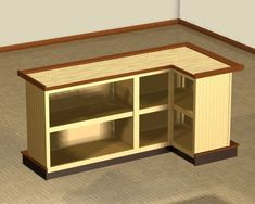 Easy Plans for Home Bars and Other Woodworking Projects - Easy Bar Plans