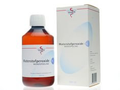 Gebruik waterstofperoxide