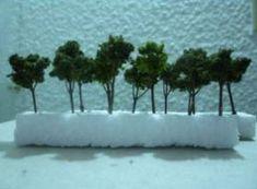 Arboles: materiales para hacer una maqueta con área verde. Uno de los consejos mas útiles a la hora de hacer maquetas, es el de cómo hacer arboles para tu maqueta, en este articulo te ensañare a el…