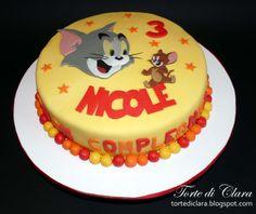 Torte di Clara: Tom and Jerry Cake