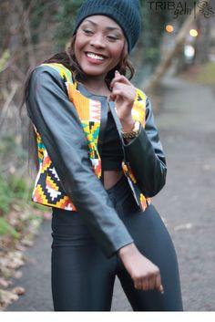 Tribal Gem  african print fashion tribal gem tribalgem ghana kente