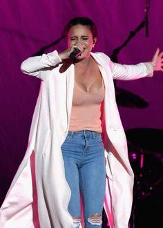 Bea Miller: Performs on Selena Gomez Revival World Tour -03 - GotCeleb