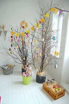 Easter tree!