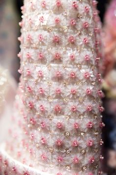 New embroidery fashion detail haute couture chanel 2015 47 Ideas Tambour Beading, Tambour Embroidery, Couture Embroidery, Embroidery Fashion, Embroidery Dress, Embroidery Designs, Leather Embroidery, Couture Beading, Couture Embellishment