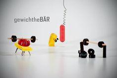 Haribo gummi bears at the gym ;)