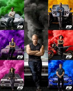 New Movies Online Movie Fast And Furious, Furious Movie, The Furious, 9 Film, Film Serie, Movies To Watch Free, New Movies, Vw R32, Dominic Toretto