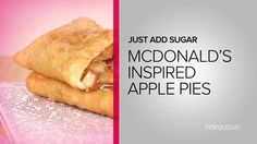 VIDEO: Deep-Fried Apple Pies Inspired by McDonald's - http://ontopofthenews.net/2013/12/04/lifestyle/video-deep-fried-apple-pies-inspired-by-mcdonalds/