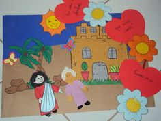 Escolinha Bíblica da Garotada: A cura da sogra de Pedro...