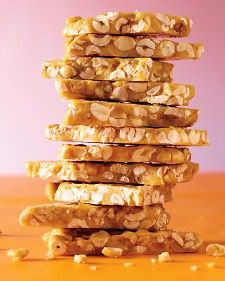 Peanut Brittle - Martha Stewart Recipes