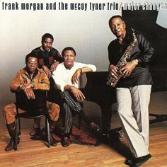 Frank Morgan With The McCoy Tyner Trio: Major Changes [Vinyl LP] [Stereo] [Cutout]