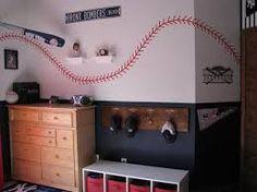 Resultado de imagen de habitacion de beisbol