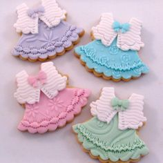cool baby shower cookies