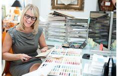 In the studio with Julia Buckingham Edelmann, Principal Designer at Buckingham ID