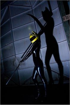 If i had a body like this i would definitely cosplay Celty.......