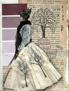 'this autumn my secret is' by druga_szesnascie  Help... I can't decide which board to pin this on.