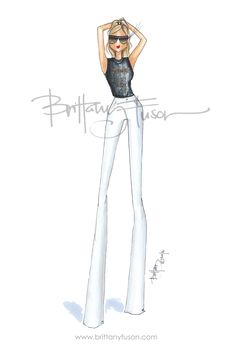 Brittany Fuson: Graphic Tee
