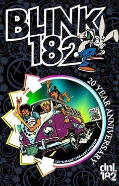 Blink-182 20th Anniversary