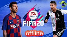 FIFA 20 Mobile Offline Mod APK New Kits 2020 Download Fifa Games, Soccer Games, Fifa 14 Download, Fc Barcelona, Android Mobile Games, Offline Games, Evolution Soccer, Fifa 20, Android Features