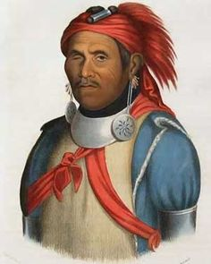 Tenskwatawaw, called the Prophet was Tecumseh's brother. He was a self proclaimed prophet who sought his own glory. After a ritual he convinced their followers to join the British in an attack on a US Fort. He promised none would be injured in the attack. Of course some were killed and also wounded. After this false prophecy many lost faith in him and the confederacy. When Tecumseh found out his brother went against his wishes of staying at peace whilst he was away, also lost faith in him.