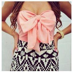 Cute dress #fashion