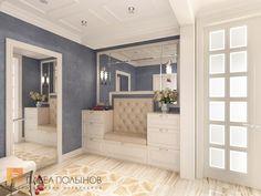 Фото прихожая из проекта «Дизайн 4-комнатной квартиры 162 кв.м. в ЖК «Платинум», стиль неоклассика»