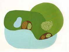 My Paper World – Wild Green | Mr Printables