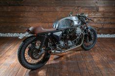 delicatessen-life:  Moto Guzzi 010 Idroconvert Santino by FiftyFiveGarage