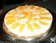 Orangen - Reis - Kuchen