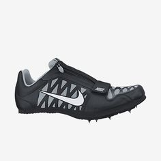New 2015 season Nike Zoom LJ 4 Unisex Field Spike for long jump. Reverse color combination compared to the track spikes.