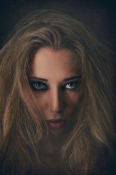 #shooting #me #model #smokey #blueeyes #aggressive