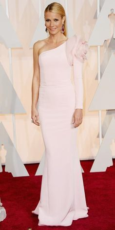 Academy Awards 2015 Red Carpet Arrivals - Gwyneth Paltrow from #InStyle