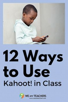 If you haven't heard of Kahoot! yet, you've got to check it out! The teachers on our We Are Teacher HELPLINE! frequently rave about the free website teachers can use to play review games and quizzes with their students.